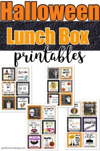 Halloween Lunchbox JH