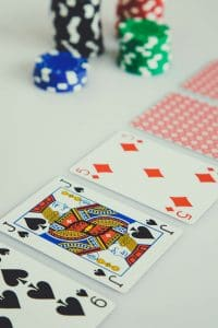 Date ideas: playing cards together